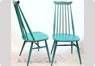 The Happy Chair Company - retro chairs upcycled and refurbished!