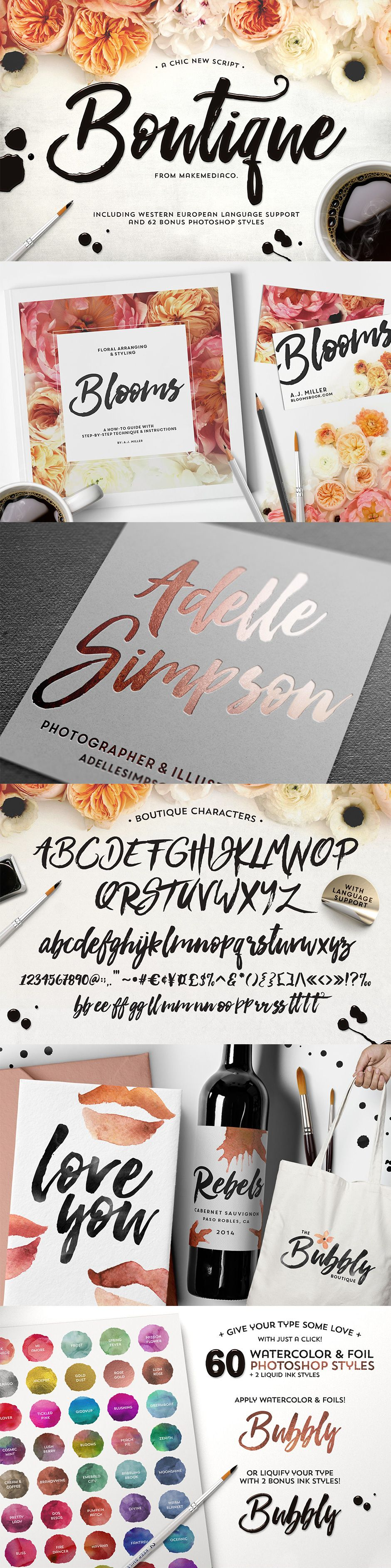 20 Professional Grade Font Families