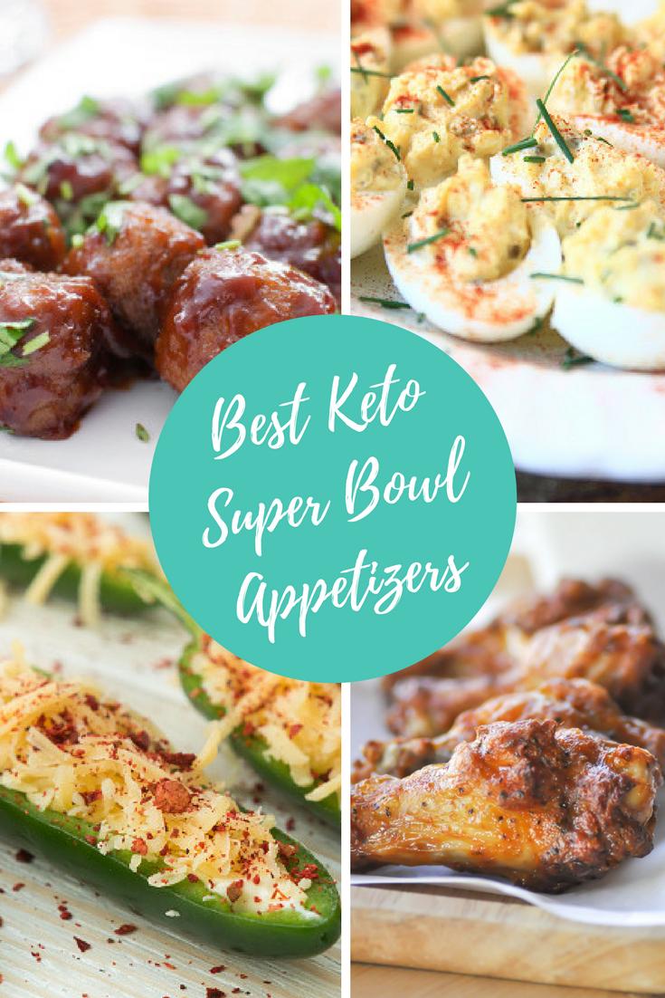Keto Super Bowl Appetizer Round Up Paleo keto recipes