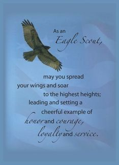 graphic relating to Eagle Scout Congratulations Card Printable identified as Greeting Card Universe Eagle Scout Romance Eagle