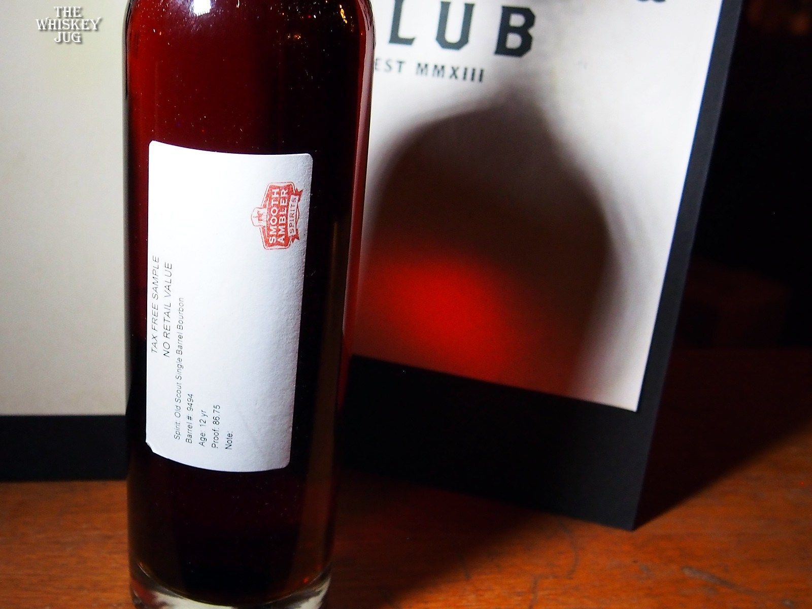 Smooth Ambler Old Scout Private Stock Review The Whiskey Jug Bourbon Japanese Whisky Bourbon Whiskey