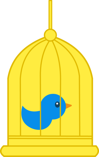 Clipart Of Pet Bird In Cage Free Clip Art Clip Art Pet Bird Pet Bird Cage
