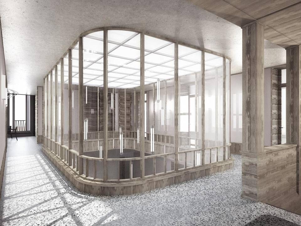 Pin von maya auf interior pinterest for Architektur innenarchitektur studium