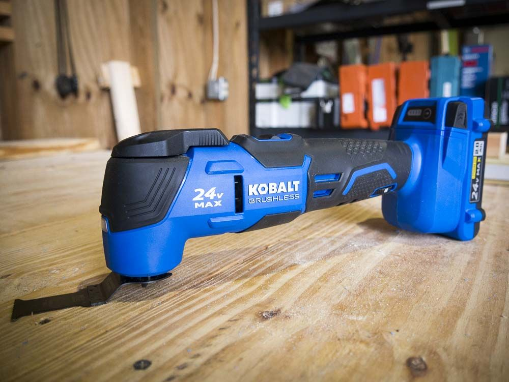 Kobalt 24v Max Oscillating Multi Tool Review With Images