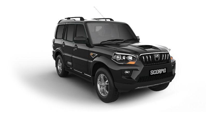 2015 Mahindra Scorpio Showing New Scorpio Black Jpg Scorpio Car Black Scorpio New Mahindra Scorpio