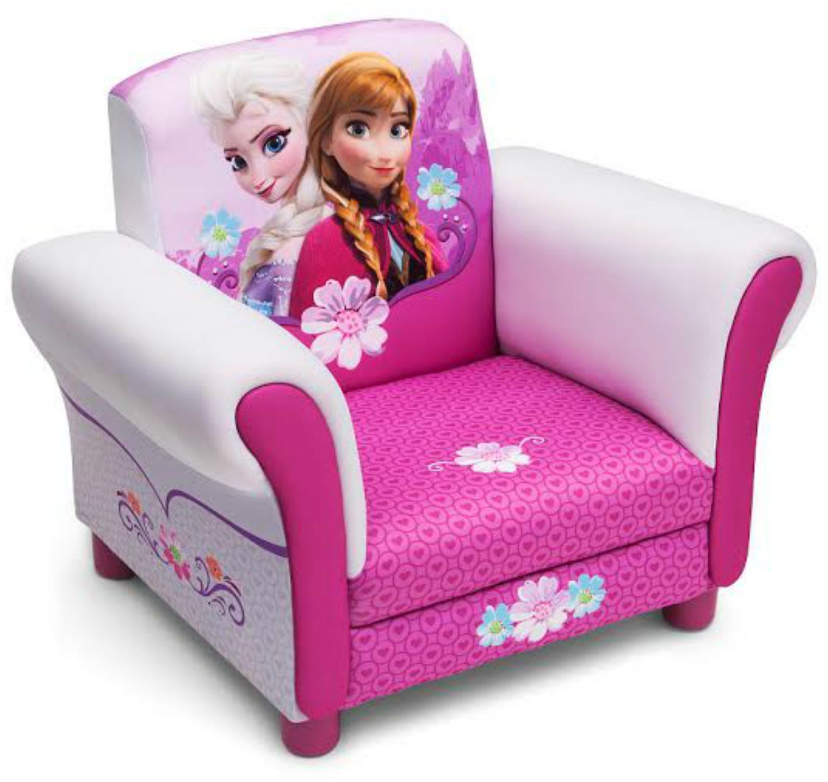 Delta Children S Frozen Upholstered Chair Amp Frozen Toddler