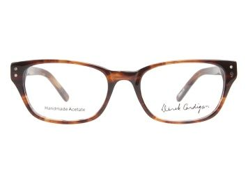 6ca633db59 Show off your geek chic style in these Derek Cardigan 7021 Wood eyeglasses!  Manufactured in handmade Italian acetate