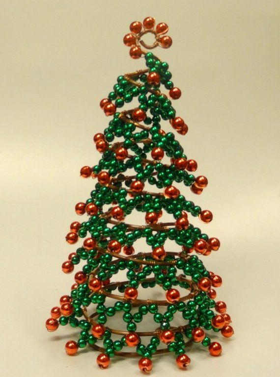 Beaded Christmas Tree Tutorial | Christmas Decor Tutorial | DIY PDF Format - Beaded Christmas Tree Tutorial Christmas Decor Tutorial DIY PDF
