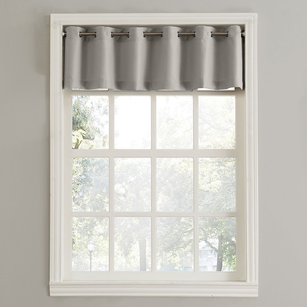 Kitchen window curtain  Montego Tier Valance   x   Valance and Products