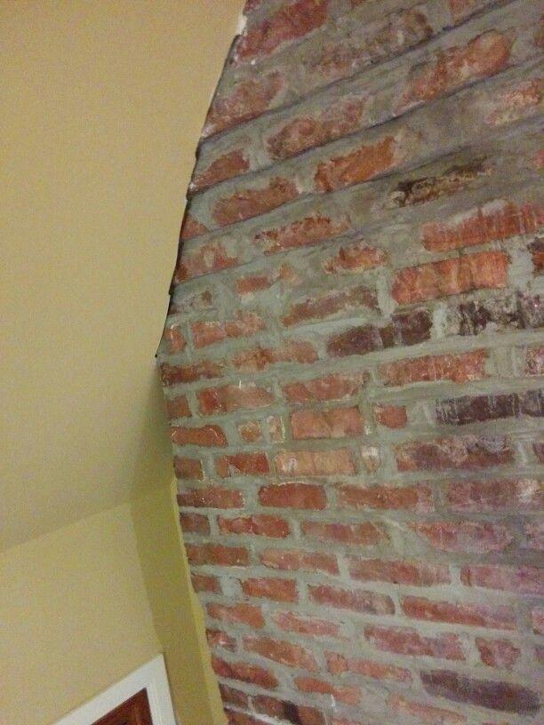 Drywall Near Exposed Brick Exposed Brick Brick Decor