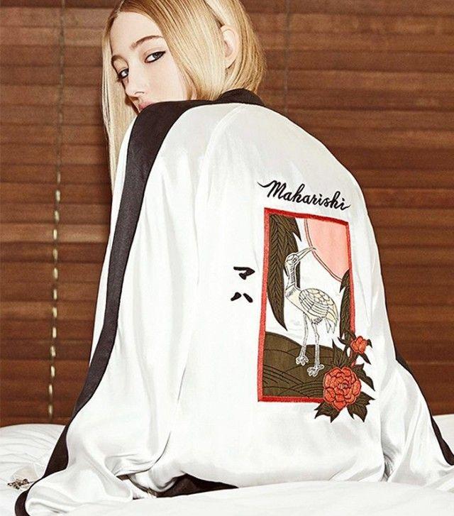 Love want need maharishis major bomber jacket silk bomber love want need maharishis major bomber jacket gumiabroncs Image collections