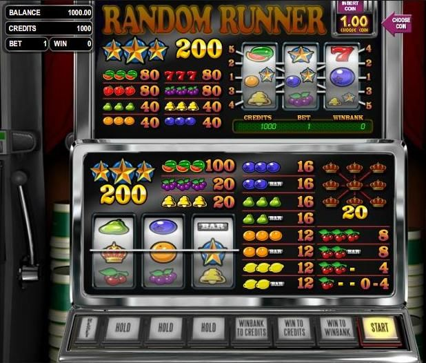 circulation casino Slot