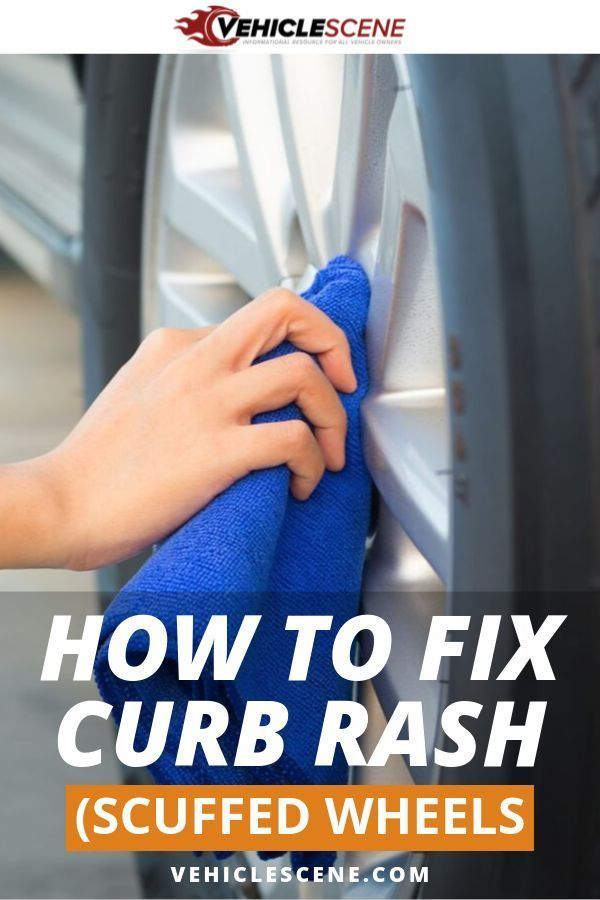 Ever rubbed your wheel on a curb while parking? Those unsightly scratches are known as curb rash. They not only look bad, but can also weaken your wheels and be unsafe. In this guide, we discuss how to fix curb rash, the tools and products required, or how to tell if more drastic action is required! #carmaintenance #cartips #vehiclehowto #vehiclecare #autodetailing #carexterior