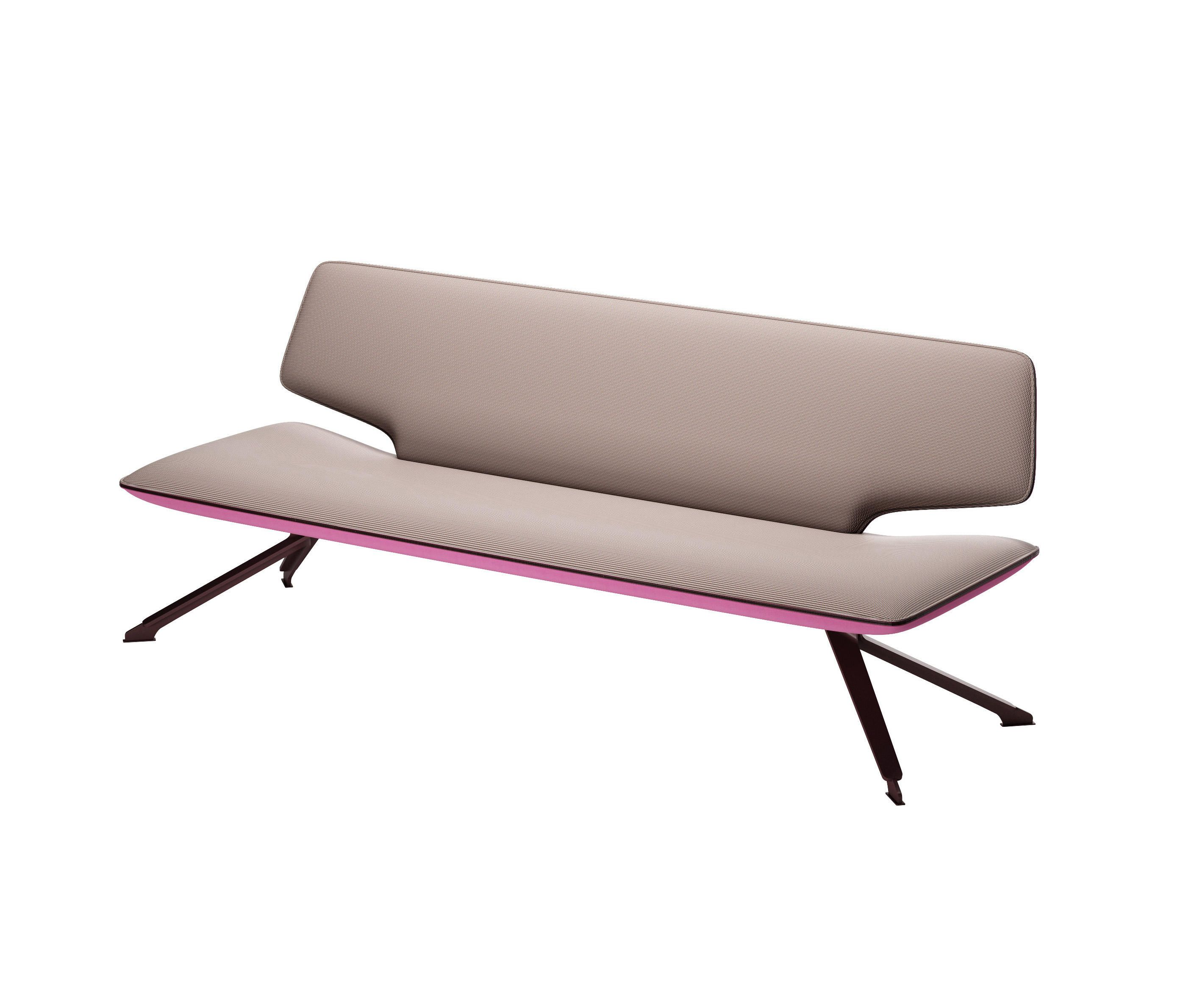 TT3 Low Soft 610 By Alias | Lounge Sofas