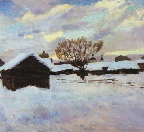 Clearing Skyes - Igor Grabar