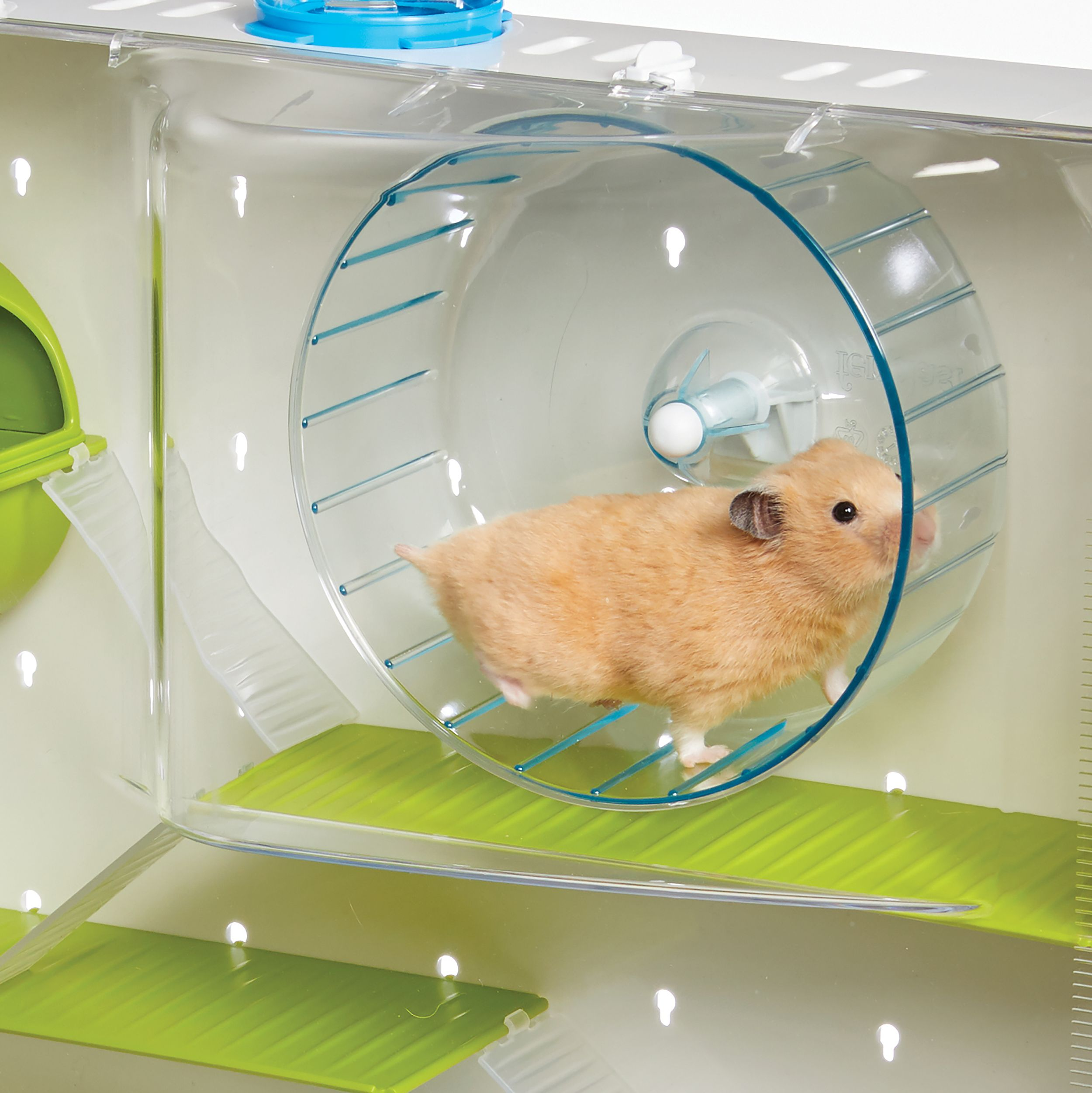 MidWest Homes for Pets Awesome Arcade Hamster CagePets,