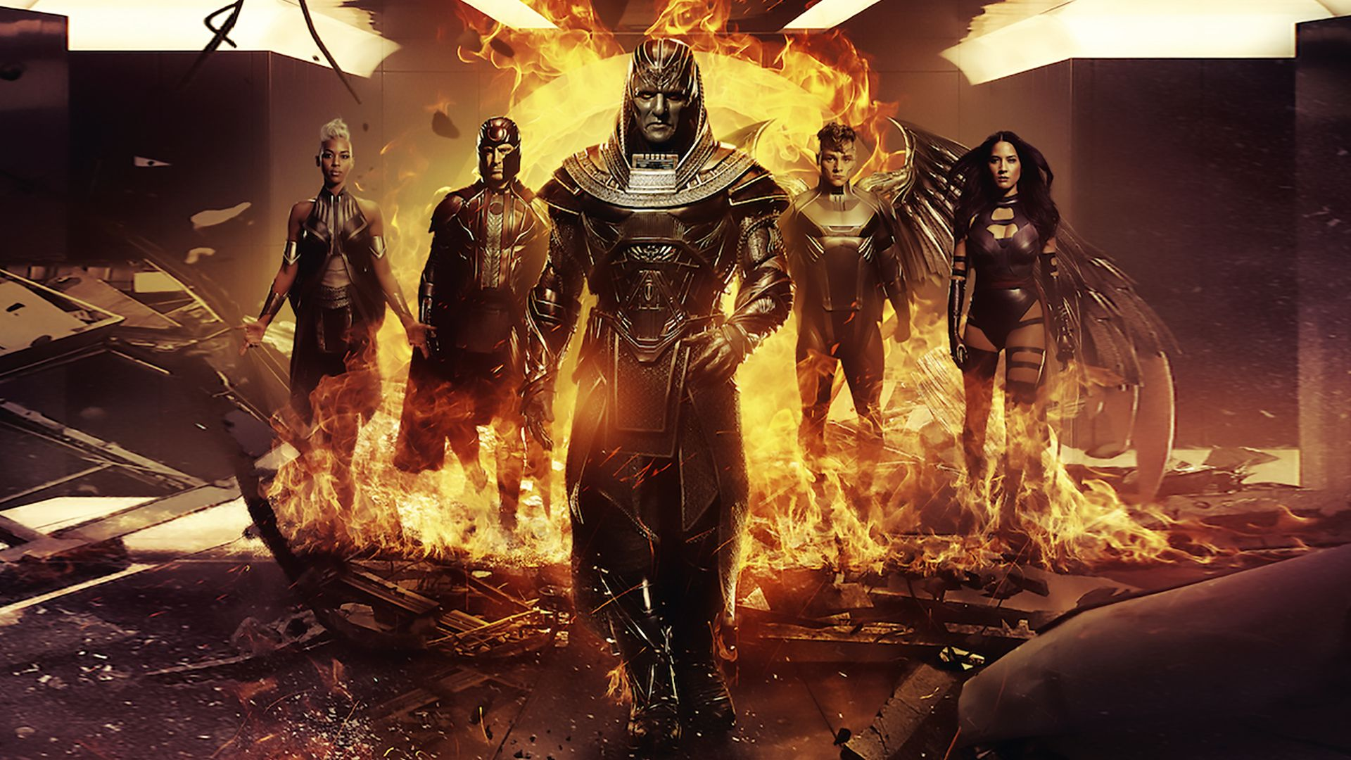 X Men Apocalypse Wallpaper 1920x1080 By Sachso74 On Deviantart X Men Apocalypse X Men Apocalypse