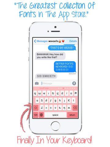 Daneco Ltd. Utilities iPad Better Fonts Pro Now