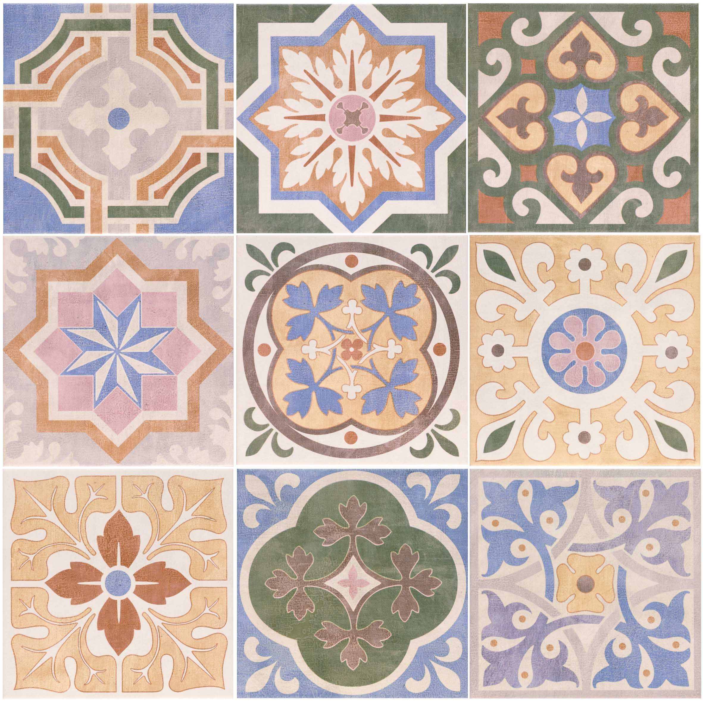 Wall Art Credence Credence Multicolore Beautiful Patterns Pinterest Tiles