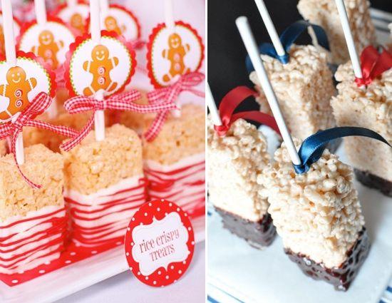 recipe: rice krispie treat birthday cake ideas [16]
