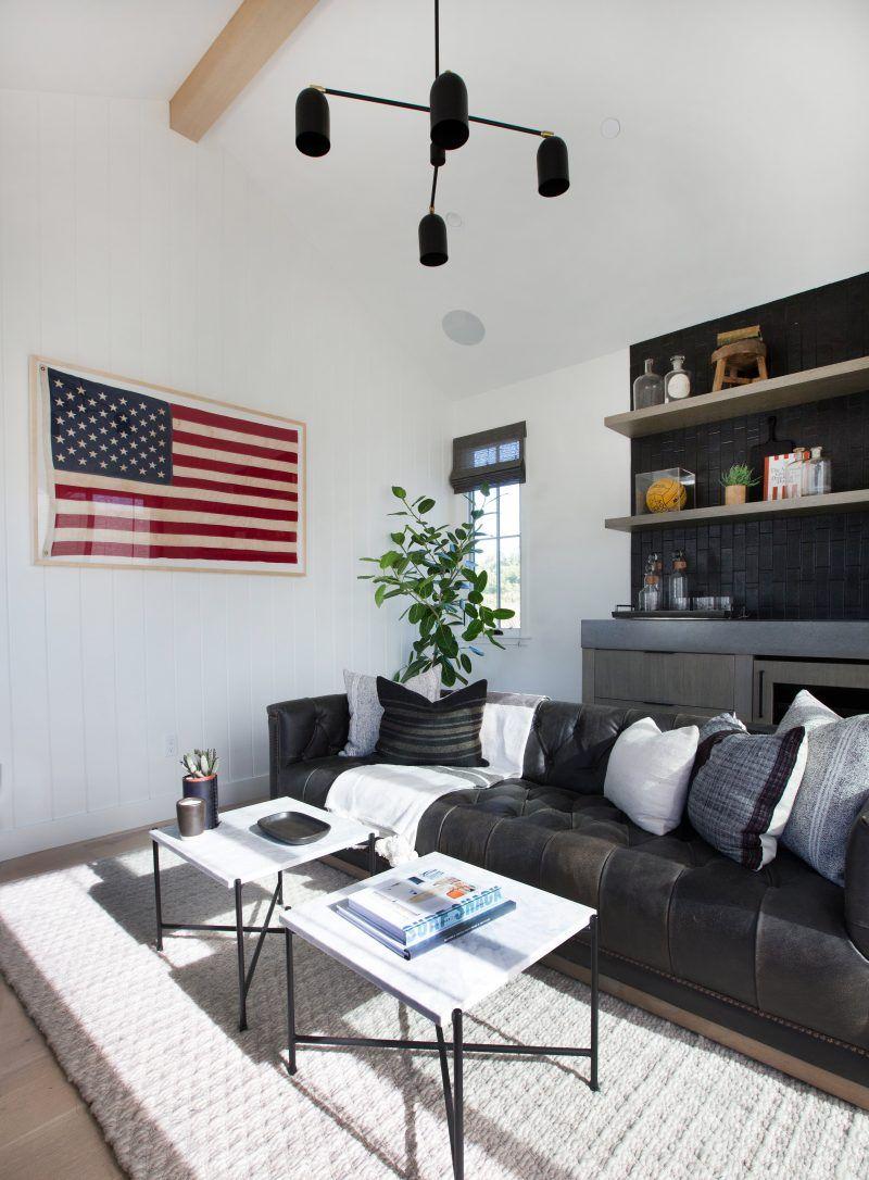 Client Holla At La Jolla – Amber Interiors | Media Room | Pinterest ...