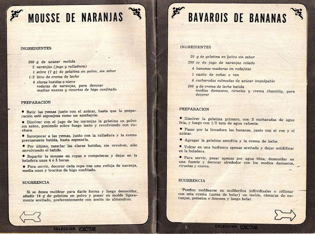 Bebidas y Cremas con Frutas de Verano # 22 - Mary. XV - Álbumes web de Picasa