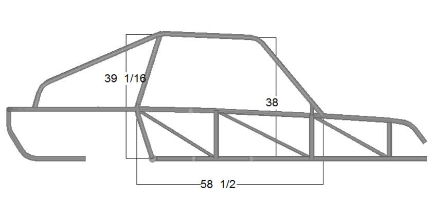 off road dune buggy kits scorpion right side dimension view off road dune buggy kits scorpion right side dimension view