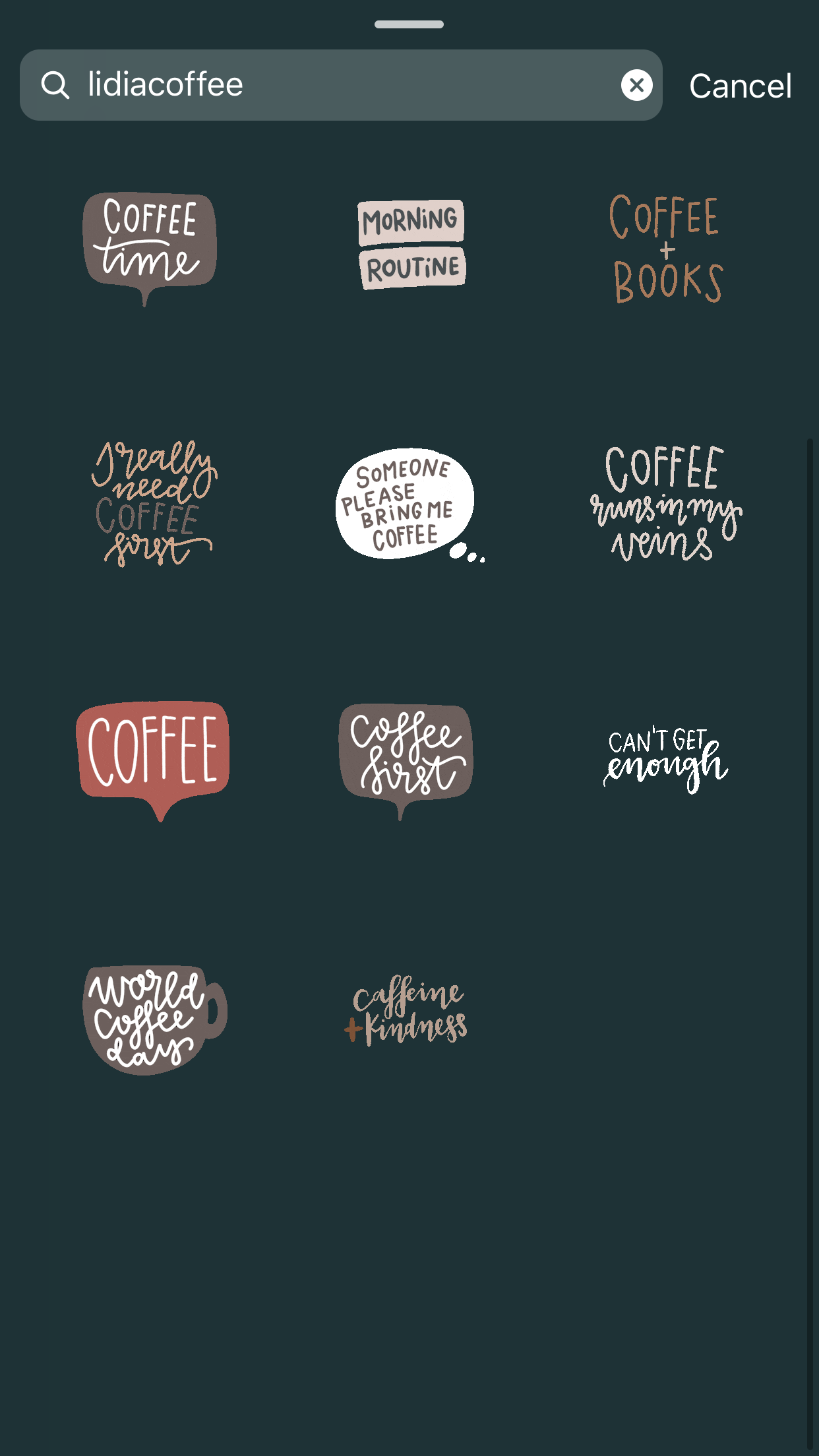 Coffee Gif On Instagram