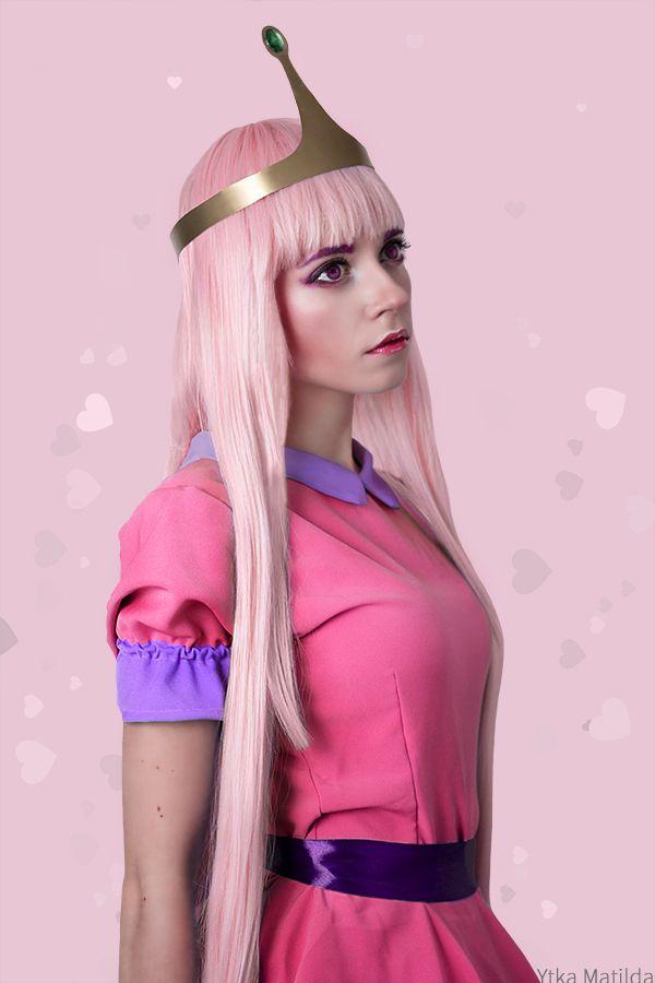 Princess Bubblegum From Adventure Time Princess Bubblegum Cosplay Adventure Time Cosplay Princess Bubblegum Costumes