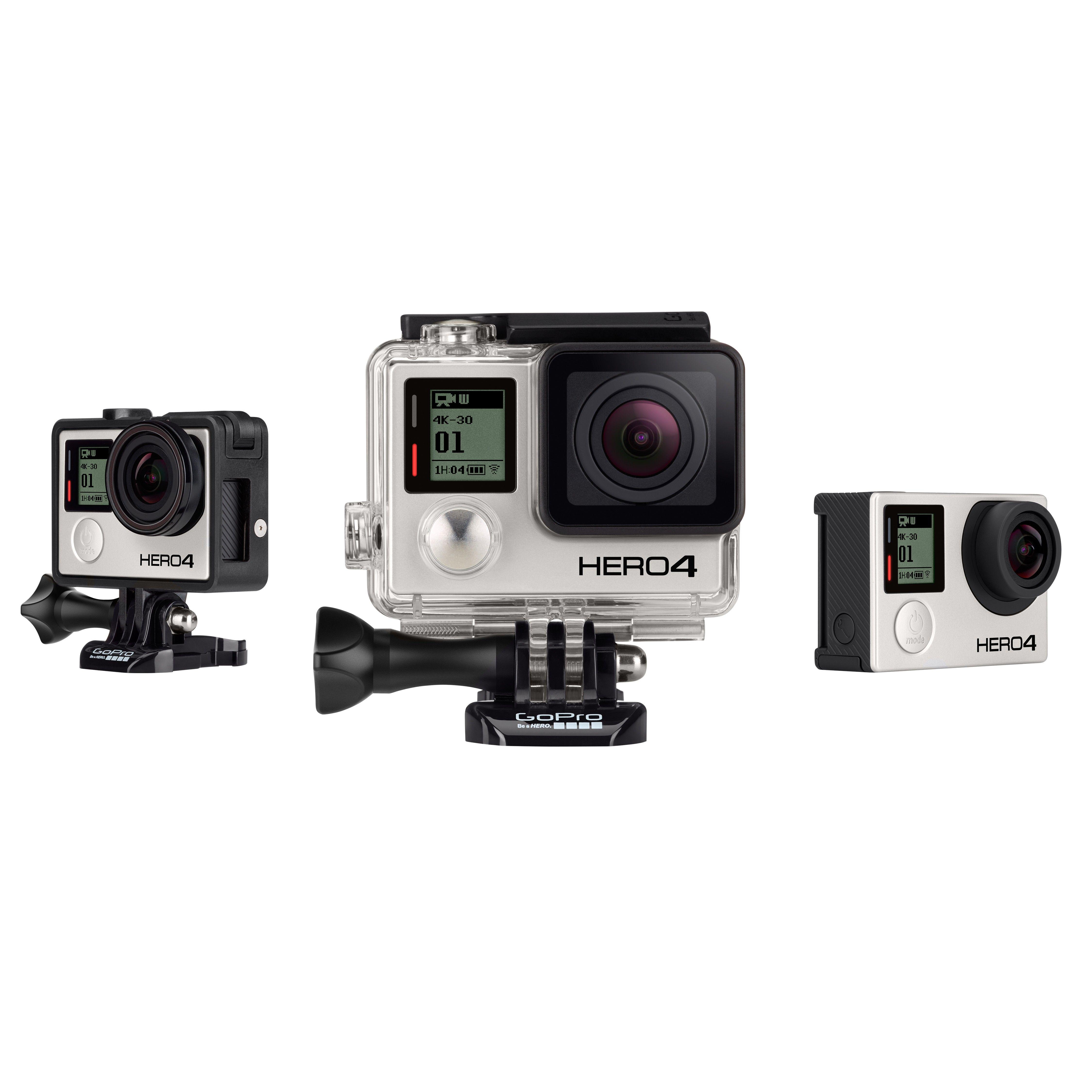 GOPRO HERO4 BLACK - Tecnología encuentra esta gran cámara en https://www.tenlo.pe/todo-tecnologia/gopro-hero4-black.html  ¡Envío gratuito!