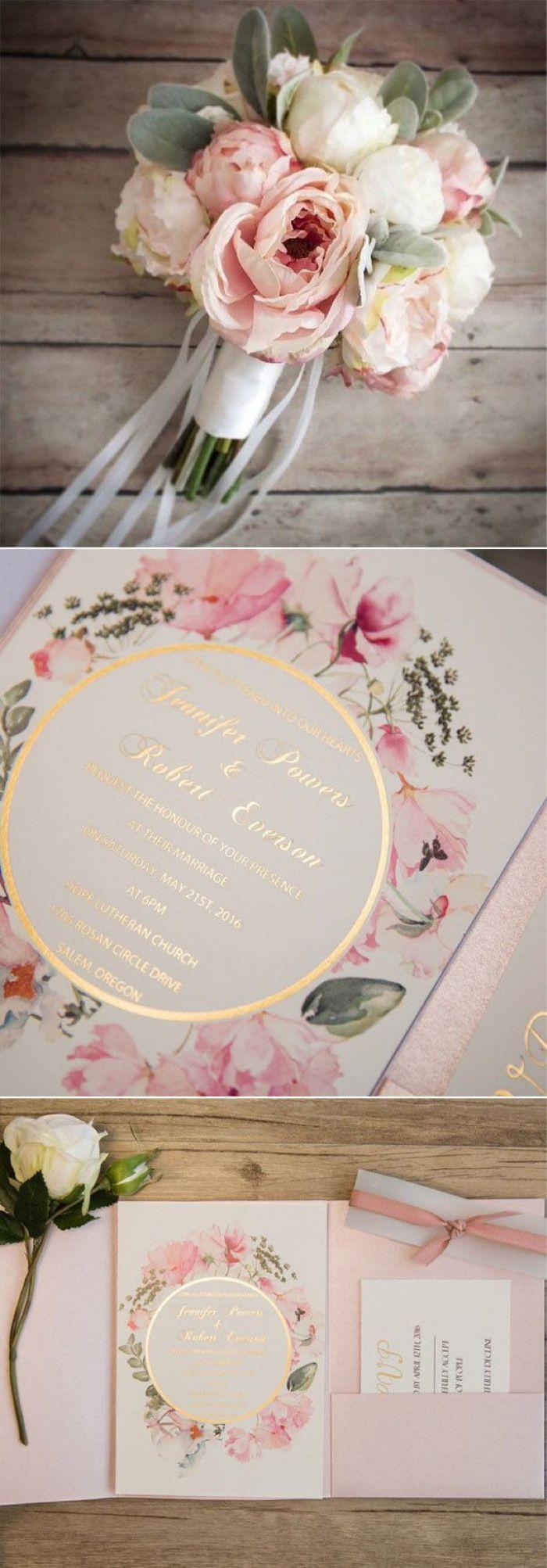 Pin Su Inviti E Fiori Sposa 2