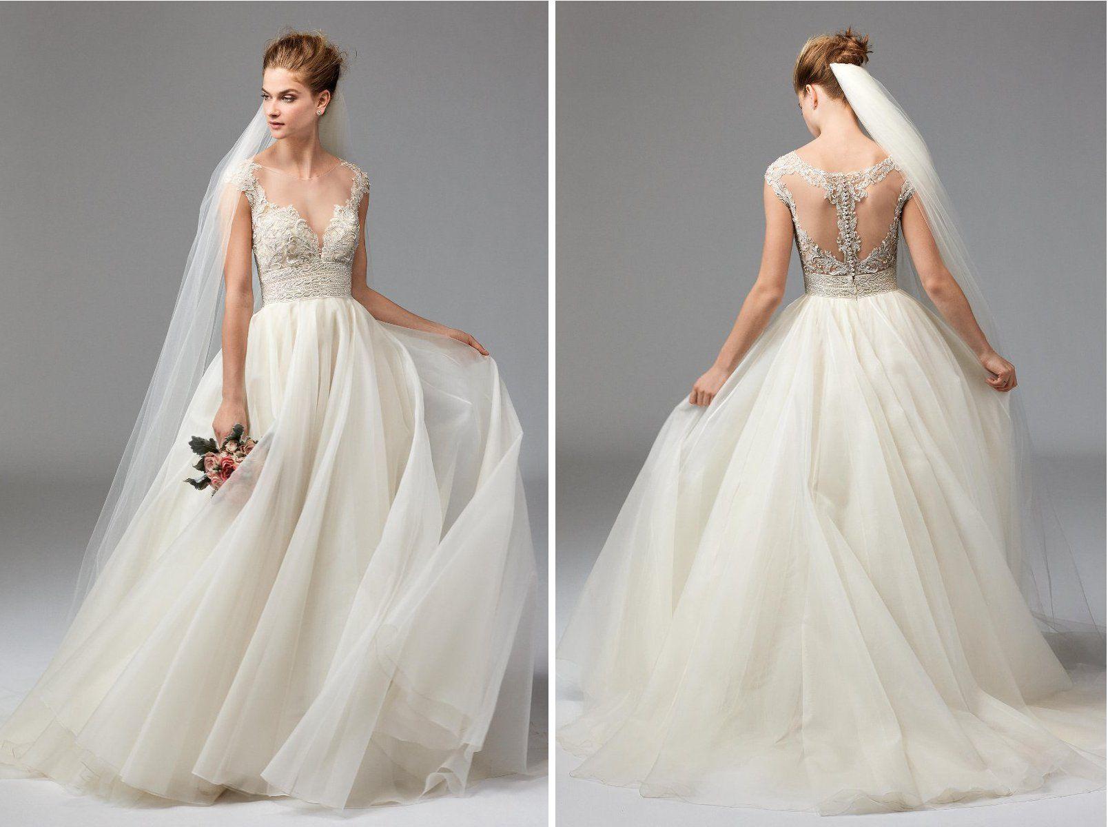 Hochzeitskleid Ohne Tüll #hochzeitskleid #ohne  Brautkleid, Braut