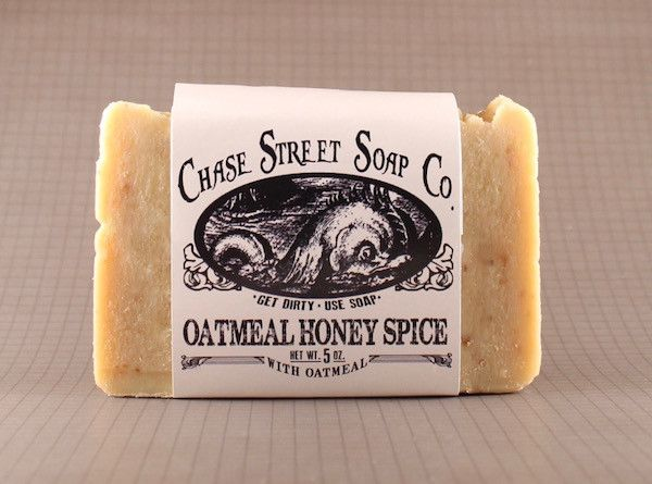Basics Oatmeal Honey Spice