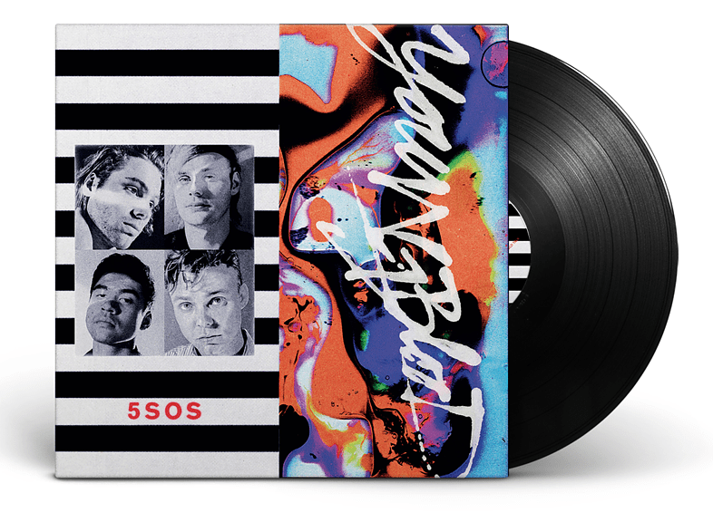 5 Seconds Of Summer 5 Seconds Of Summer Youngblood Vinyl Mediamarkt 5 Seconds Of Summer Vinyl L P