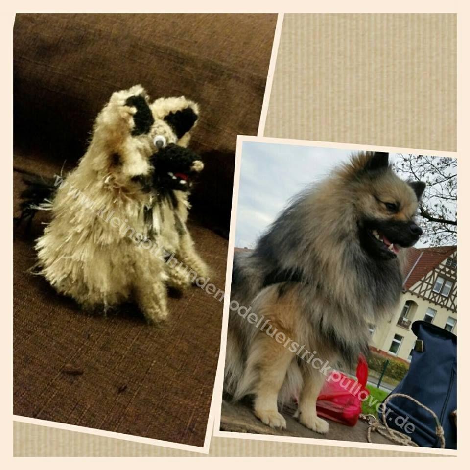 Ihr Hund als Amigurumi gehäkelt crochet  http://www.kleinspitzhundemodelfuerstrickpullover.de