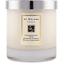 Buy Jo Malone™ Pomegranate Noir Home Candle, 200g Online at johnlewis.com