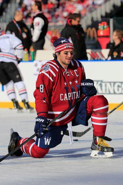 alexander ovechkin winter classic jersey