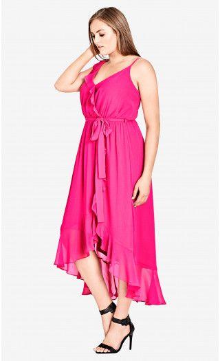 Flirty Detail Dress Plus Size Dresses Pinterest City Chic