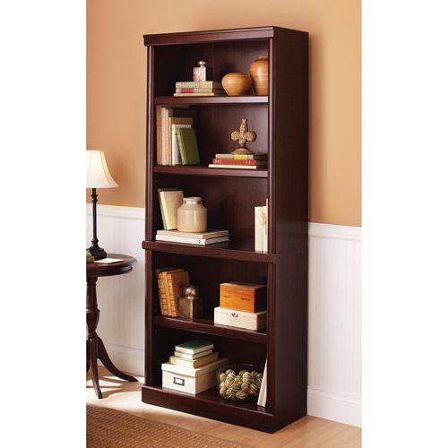 b891f8ee92526a133853967f3b41ad62 - Better Homes Gardens Ashwood Road 5 Shelf Bookcase