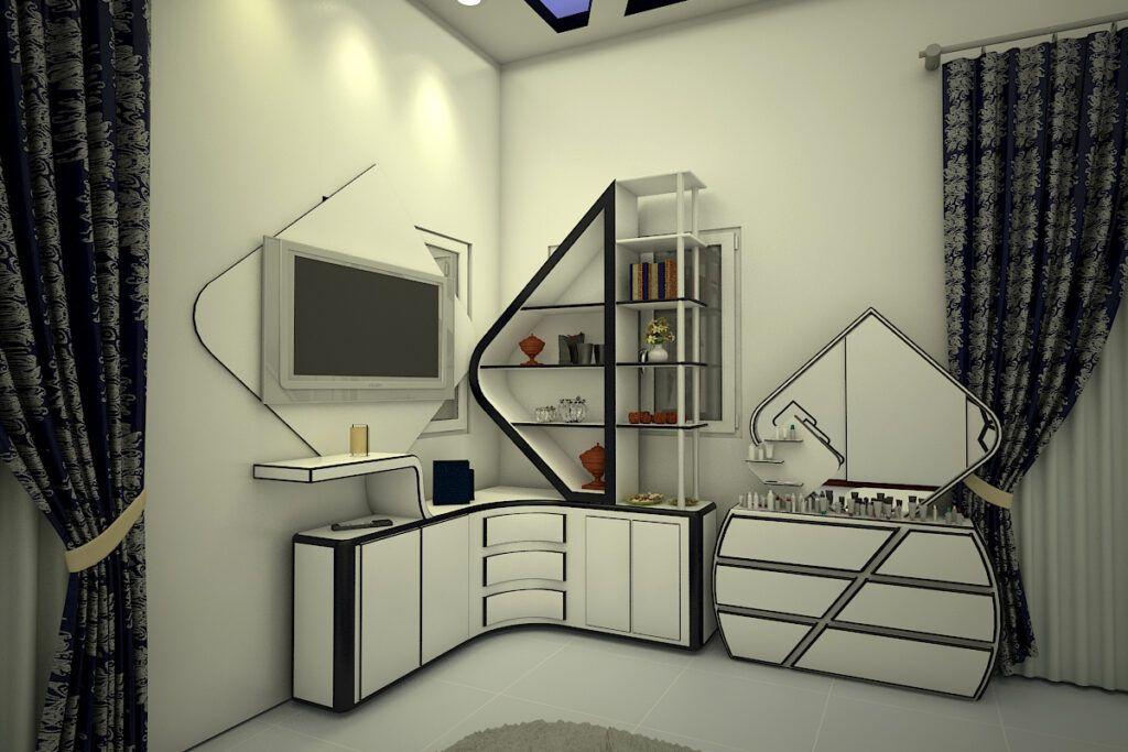 ديكورات غرف نوم 2020 Home Home Decor Corner Desk