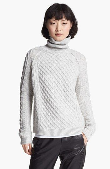Vince Cable Turtleneck Sweater available at #Nordstrom
