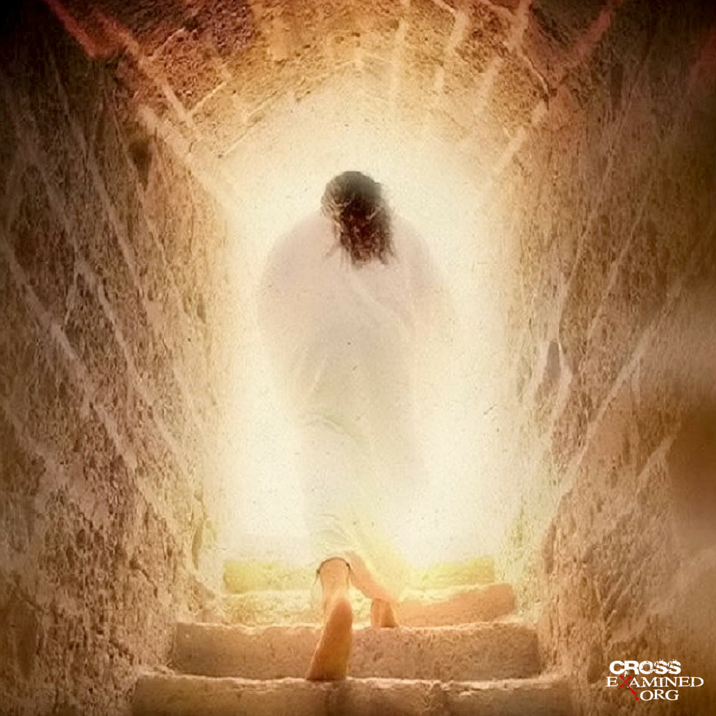 A Case For The Resurrection The Empty Tomb Jesus Is Risen Pictures Of Jesus Christ Jesus Painting