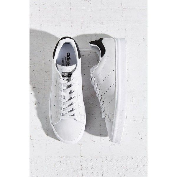adidas Originals Stan Smith Vulc Sneaker ( 70) ❤ liked on Polyvore  featuring shoes 6c8a4afed9