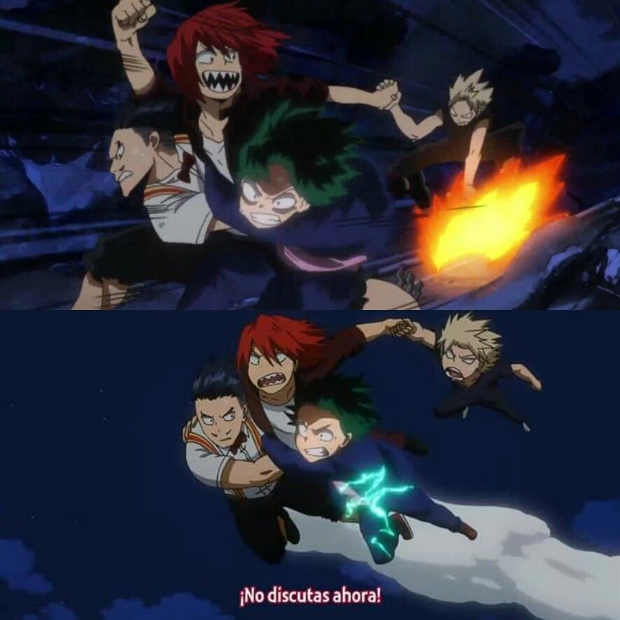 Boku No Hero Academia Season 3 Cap 10 Tododeku