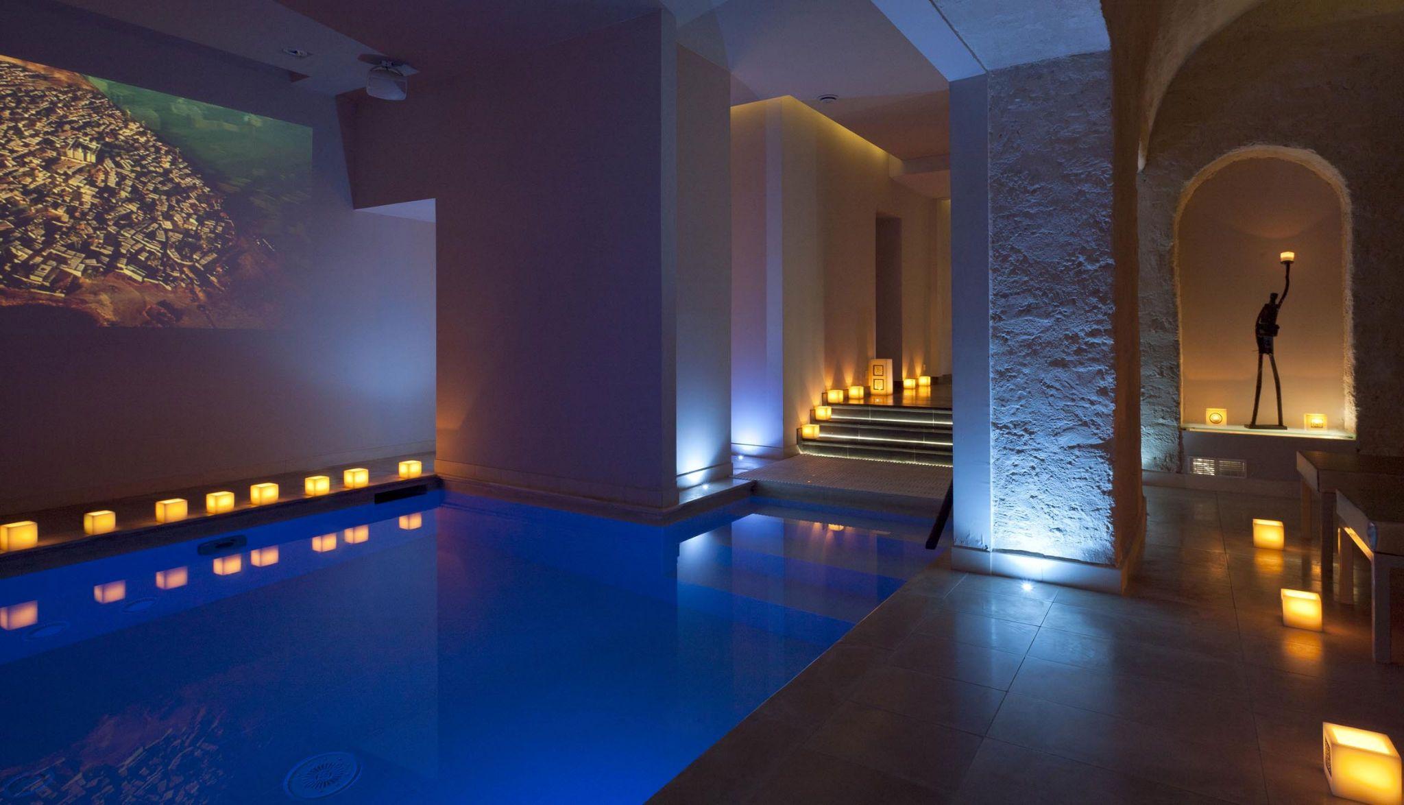 #2466A7 Best 25  Spa Interieur Ideas On Pinterest Décoration  2699 Petite Salle De Bain De Reve 2048x1174 px @ aertt.com