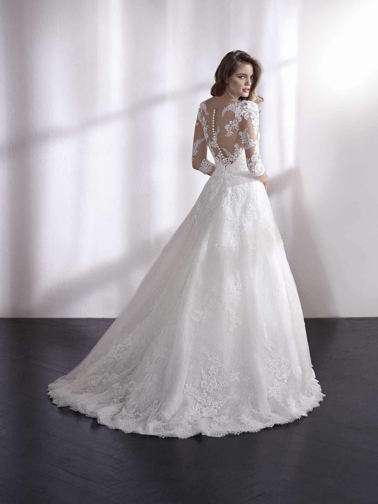 42342cb825 San Patrick loreas, collectie 2018 nb | Inspiration dress | Wedding ...