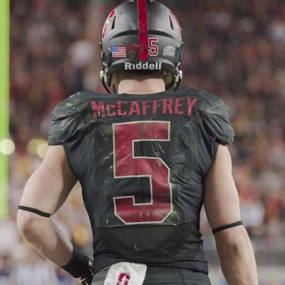 Stanfords Christian McCaffrey named AP Player of the Year  5ef87a547