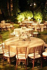 Wedding reception!! :)So pretty!! :)