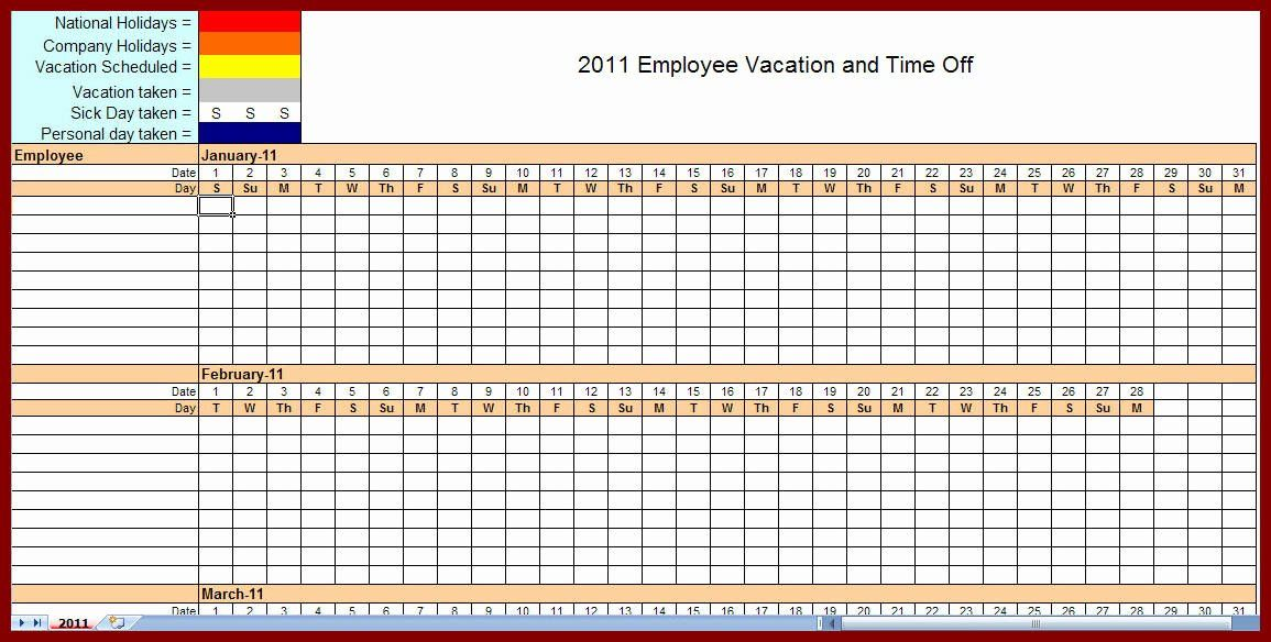 40 Employee Monthly Schedule Template In 2020 Schedule Template