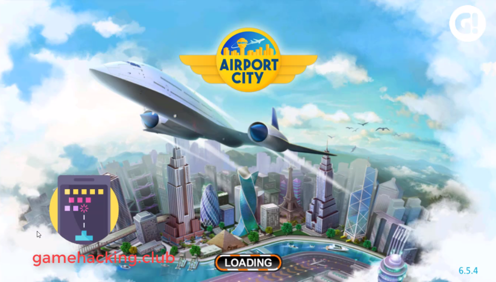 Download Airport City Airline Tycoon 6.5.4 MOD APK City